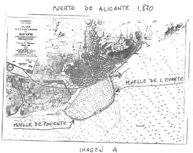 Puerto 1870, con notas