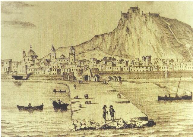 Puerto-de-Alicante-siglo-XVII